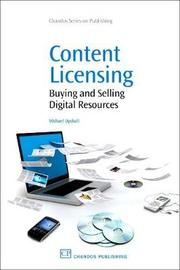 Content Licensing by Michael Upshall