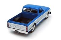 Jada: 1/24 Chevy Cheyenne - Pickup (1972) - Diecast Model (Blue)