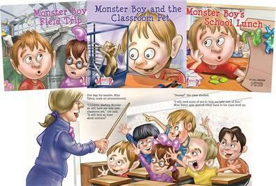 Monster Boy by Carl Emerson