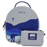 Loungefly: Star Wars - Hoth Limited Edition Mini Backpack with Pouch