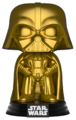 Star Wars - Darth Vader (Gold Chrome) Pop! Vinyl Figure