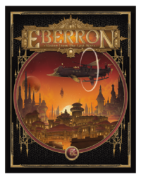 Dungeons & Dragons Eberron: Rising from the Last War (Exclusive Edition) by Wizards RPG Team image