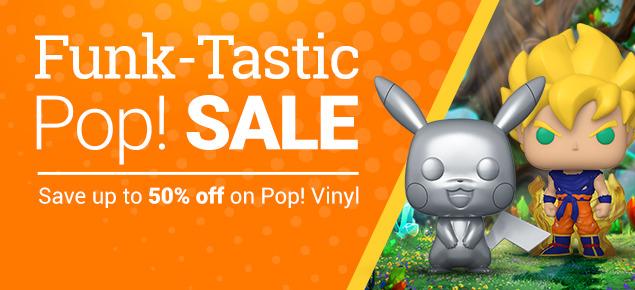 Funk-Tastic Pop! Sale