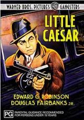 Little Caesar (1931) on DVD