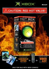 Xbox Hot Box (new low price!!) for Xbox