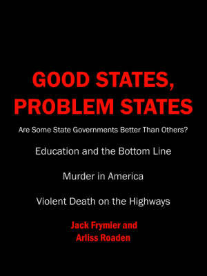 Good States, Problem States by Jack Frymier