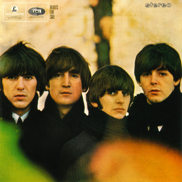 Beatles For Sale (LP) by The Beatles