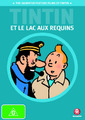 Tintin and the Mystery at Shark Lake on DVD