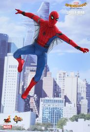 """Spider-Man: Homecoming: Spider-Man - 12"""" Articulated Figure"""