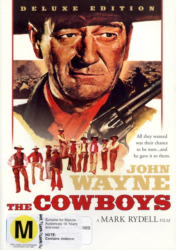 Cowboys, The - Deluxe Edition on DVD image
