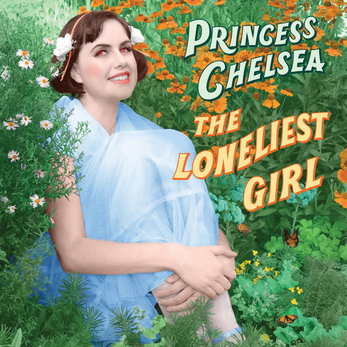 The Loneliest Girl by Princess Chelsea image