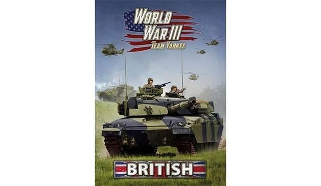 World War III - Team Yankee British Rulebook