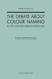 The Debate about Colour Naming in 19th-Century German Philology image