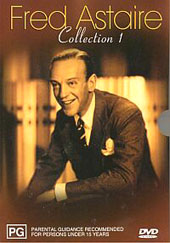 Fred Astaire Collection 1 (3 movies on 2 discs) on DVD