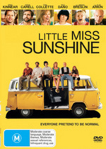 Little Miss Sunshine on DVD