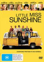 Little Miss Sunshine on DVD