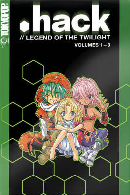 Hack: Legend of the Twilight Box Set by Rei Izumi