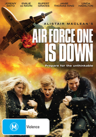 Air Force One is Down on DVD