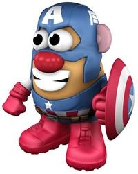 Captain America - Mr Potato Head
