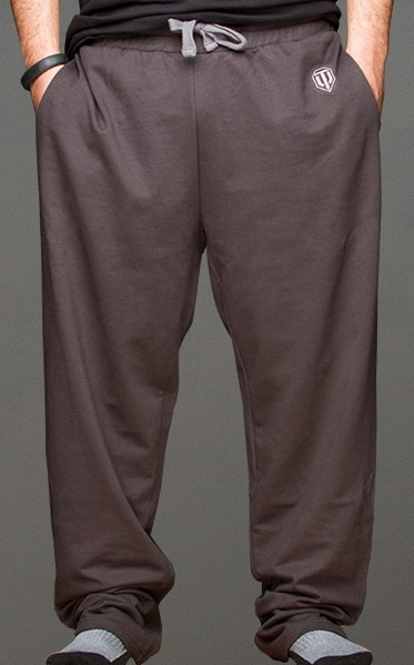 World of Tanks Men's Lounge Pants (Small)