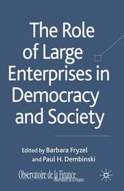 The Role of Large Enterprises in Democracy and Society