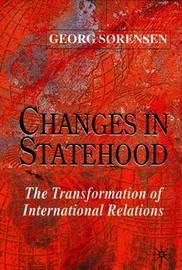 Changes in Statehood by Georg Sorensen image
