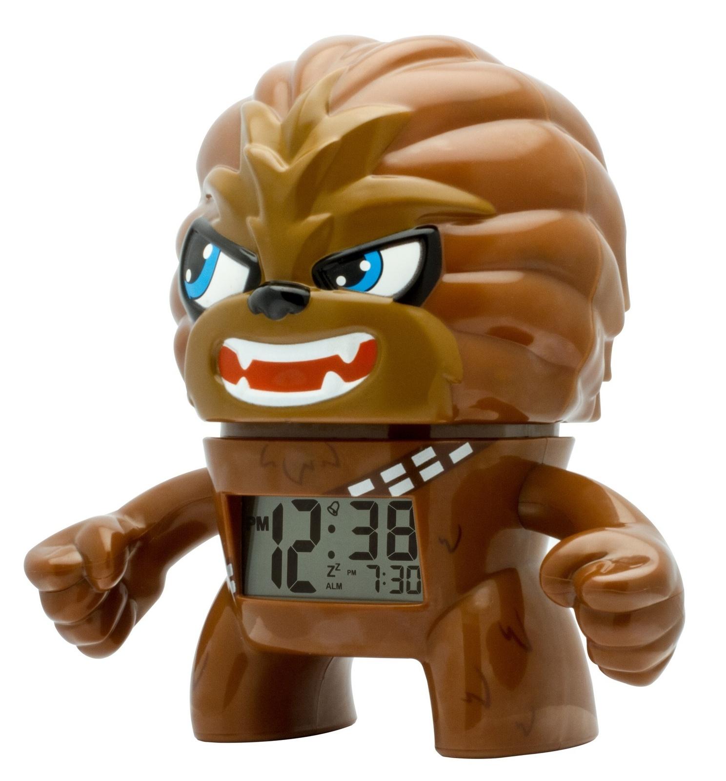 Star Wars: Chewbacca - Bulb Botz Alarm Clock image