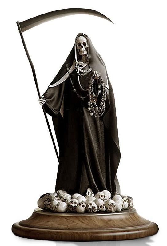 """Ghost Recon: Wildlands - 10"""" Fallen Angel PVC Statue"""