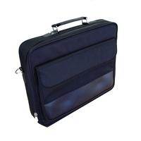 Rock: Metal Frame Standard Notebook Carry Bag - For 15.4''