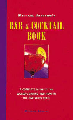 Bar and Cocktail Book by Michael Jackson