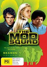 The Mod Squad (1968) - Season 1: Vol. 2 (4 Disc Set) on DVD