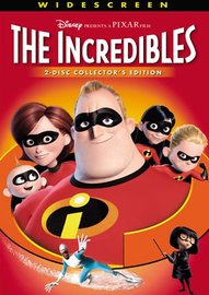 Incredibles, The - Collector's Edition (2 Disc Set) on DVD