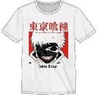 Tokyo Ghoul Black Mask Tee - XXL
