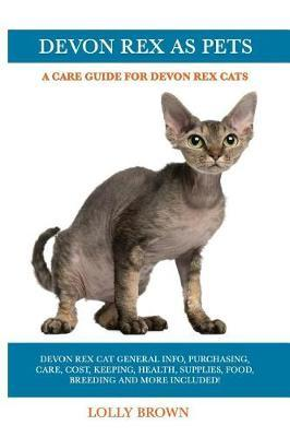 Devon Rex as Pets by Lolly Brown image