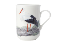 Maxwell & Williams Birds of the World Katherine Castle Mug 300ML Stork Gift Boxed