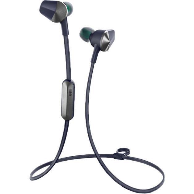 Fitbit Flyer Sports Headphone Earphone - Nightfall Blue