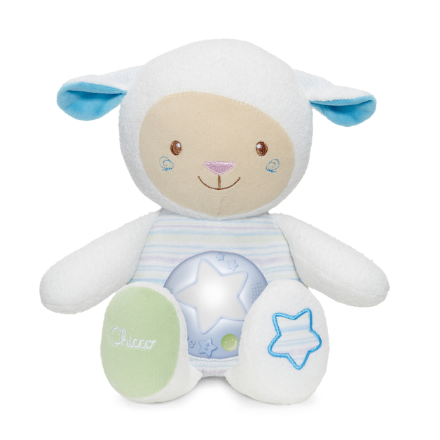 Chicco: Lullaby Sheep - Blue