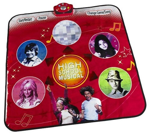 High School Musical - Got the Moves Dance Mat image