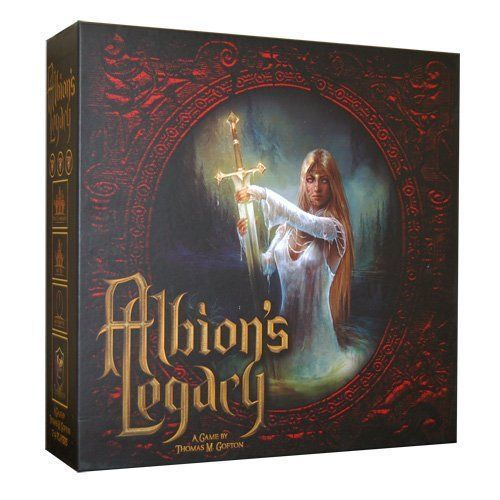 Albion's Legacy - Board Game