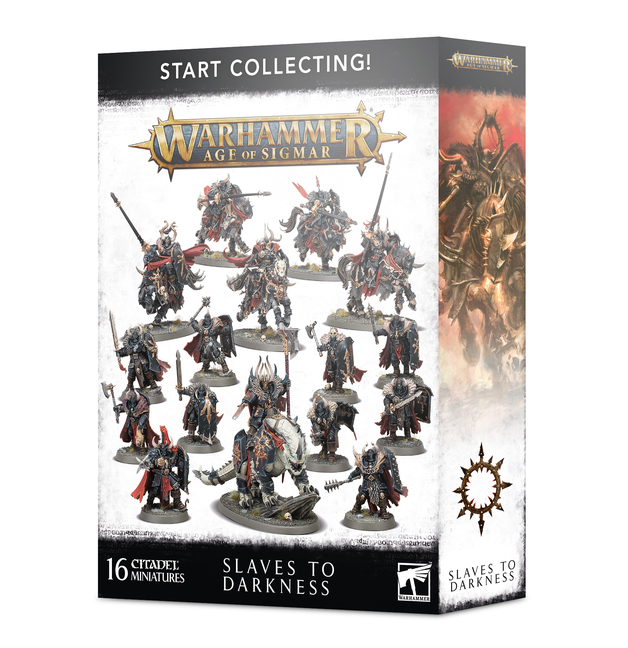 Warhammer Age of Sigmar: Start Collecting! Slaves To Darkness