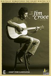 Jim Croce - Live on DVD