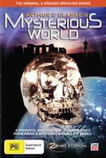 Mysterious World (Arthur C Clarke's) (2 Disc Set) on DVD