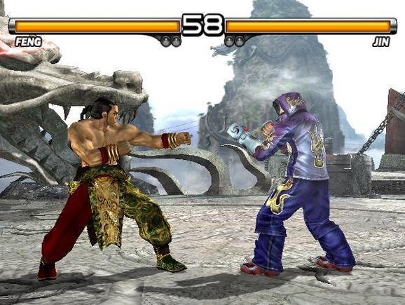Tekken 5 for PlayStation 2 image