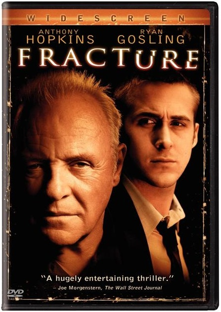 Fracture on DVD image
