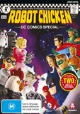 Robot Chicken: DC Comics Special on DVD