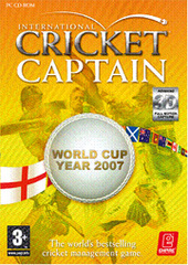 International Cricket Captain III for PlayStation 2