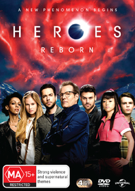 Heroes: Reborn - Season 1 on DVD