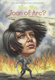 Who Was Joan of Arc? by Pamela Pollack image