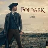 Poldark 2018 Wall Calendar by Itv Ventures