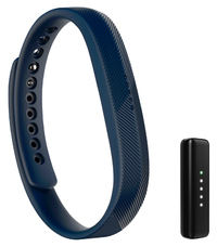 Fitbit FLEX 2 Fitness Tracker (Navy) image